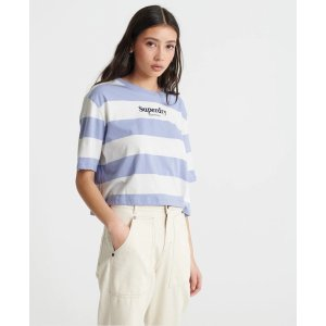 SuperdryHarper Stripe BoxyT恤