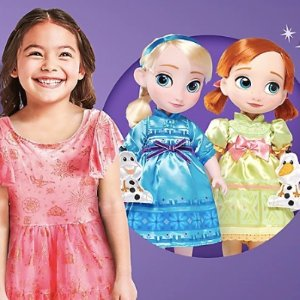 Up to 50% OffshopDisney Princess Royal Event, Incl. Toys, Clothing, Accessories &More