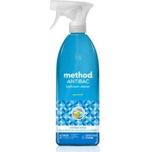 Method- Antibac Bathroom Cleaner - Spearmint
