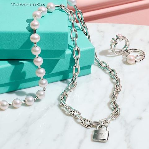 爱心钥匙项链坠£310 最佳送礼选择上新:Tiffany & Co £350以内首饰好礼大集合 高端大牌好价收