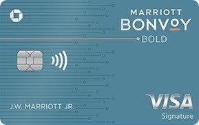 Earn 50,000 Bonus PointsMarriott Bonvoy Bold™ Credit Card