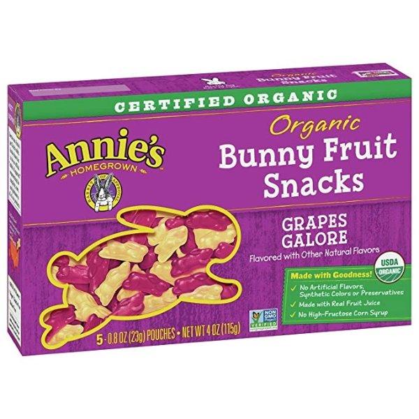 有机水果软糖 0.8oz 5包