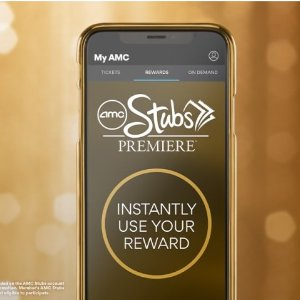 Get Perks and $5 Bonus BucksAMC Stubs Premiere Offer