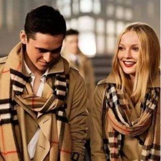低至6.2折 $209起Burberry 围巾热卖 好价入手英伦风经典格纹围巾