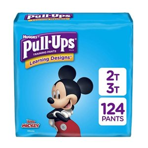 $5 offAmazon Pull-Ups Learning Designs Potty Training Pants for Kids
