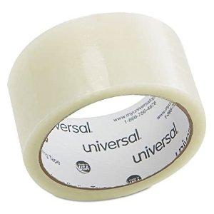 """白菜价:Universal 透明打包胶带 2""""W x 55 Yds"""