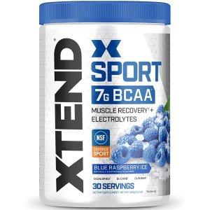 Amazon XTEND Sport BCAA Powder Blue Raspberry Ice