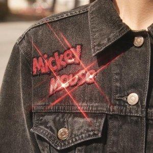 £20起 收可爱帆布包,米老鼠耳朵帽,外套等上新:Levi's X MICKEY MOUSE 米老鼠联名款上市