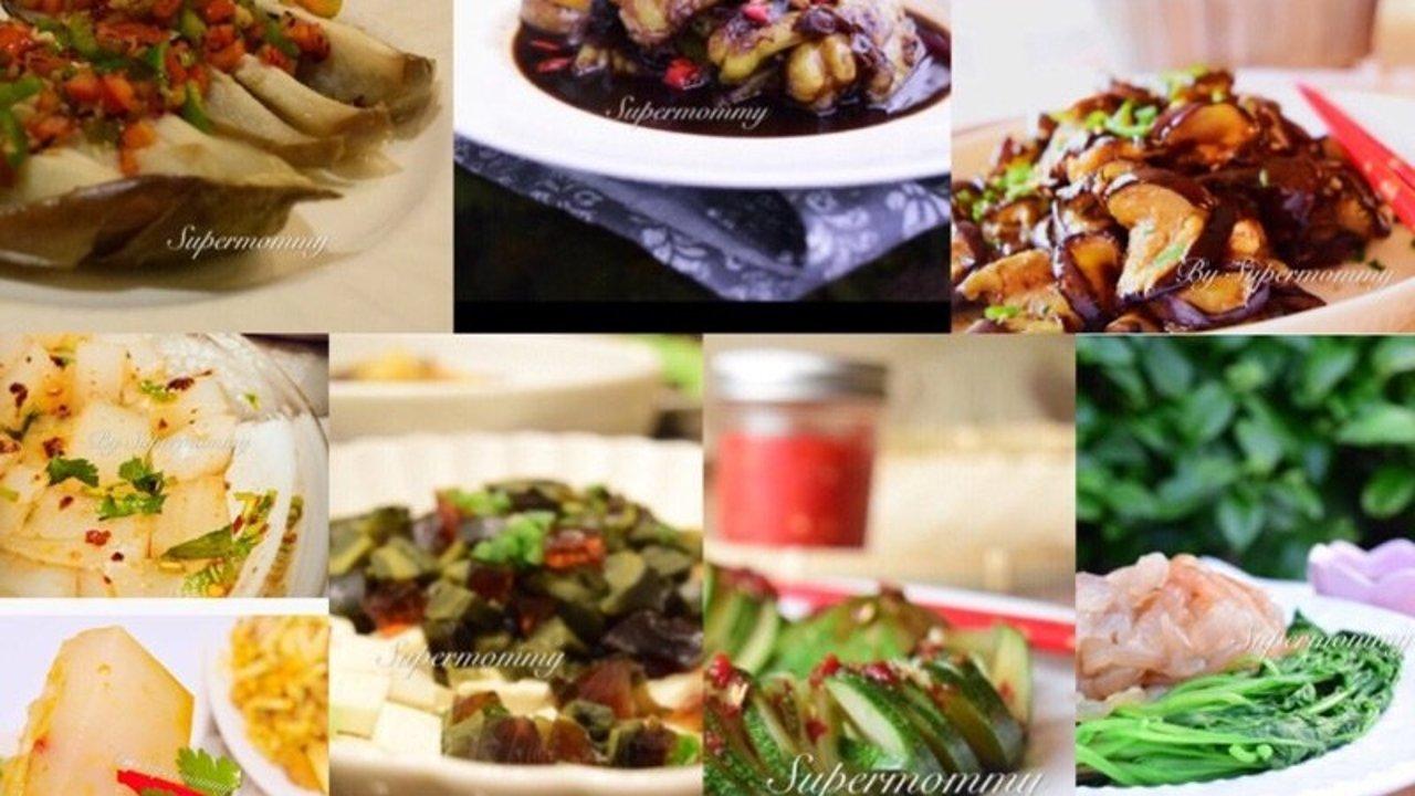 一周七日不重样,吃不腻的家乡开味菜(附教程)