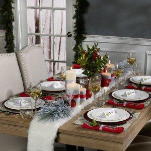 Mikasa 全场餐具、家居装饰品节日大促