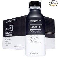 Soylent 即开即饮型摩卡味代餐饮料 14oz (12瓶装)