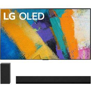 """$2199, 77吋$3299史低价:LG 65"""" 4K OLED电视+3.1声道 杜比全景声 回音壁"""