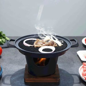大号 直径20厘米日式小烤炉