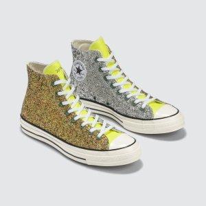 Converse正价7折JW Anderson联名帆布鞋