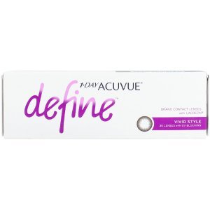Acuvue1 Day Acuvue Define Vivid Style with LACREON | lenspure