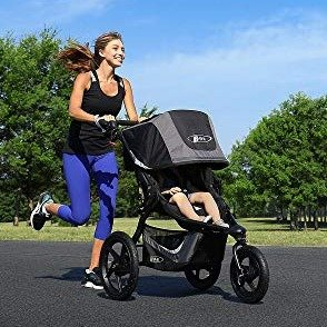 低至$311.99BOB 儿童单人、双人三轮童车,防震效果一流