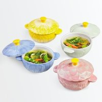 Martha Stewart Collection 陶瓷锅具4件套