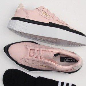 低至5折+额外8折+包邮adidas官网 男女鞋履超值折上折 NMD、Ultraboost都参加