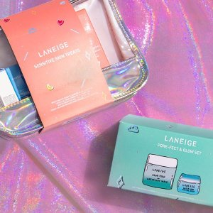 Exclusive Set For Only $11 + GWPBlack Friday Exclusive: Laneige Thanksgiving Event Sale