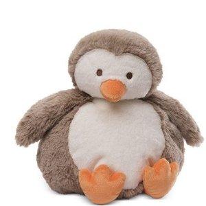 低至6折 赶紧抱回家Gund 毛绒玩具促销 收小肥企鹅