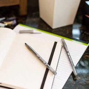 BIC Round Stic Xtra Life Ballpoint Pen 10-Count