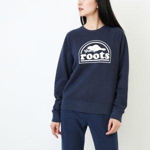 RootsXXS大 logo 卫衣