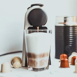 额外8折+送100颗咖啡胶囊超值:Nespresso雀巢 Vertuo 胶囊咖啡机热卖