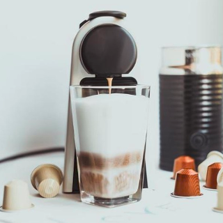 额外8折+送100颗咖啡胶囊闪购:Nespresso雀巢 Vertuo 胶囊咖啡机热卖