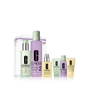 Clinique$98 valueGreat Skin Anywhere Skin Types 1 & 2 | Clinique
