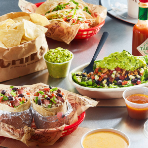 on Orders over $10Chipotle Limited Time Free Delivery Offer