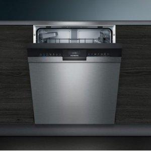折后€469 原价€899Siemens SN43HS41TE 洗碗机 可通过智能程序控制 懒人福音