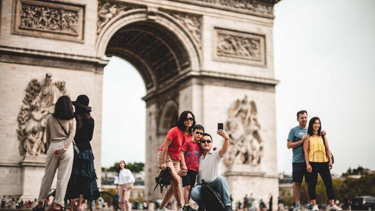 法国健康码正式启动 没有健康码,在巴黎还可以做这些事情!
