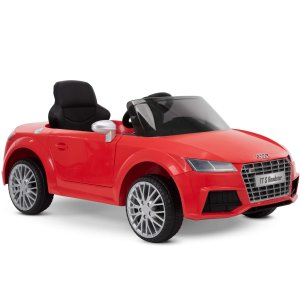 12V Audi Electric Battery-Powered Ride-On Car for Kids