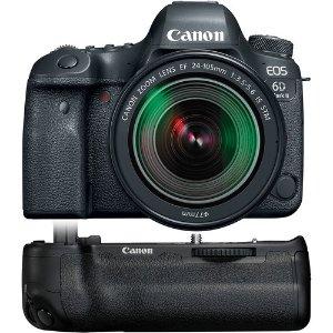 最多省$700B&H Canon 摄影器材黑五大促