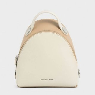 As low as $59Charles & Keith Dome Backpacks New Arrivals