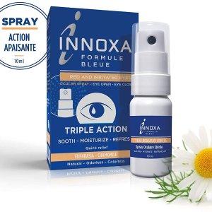 5.4折起 30支洗眼液才€2.99Amazon滴眼液合集 缓解眼睛干涩疲劳 收润眼喷雾、眼药水等