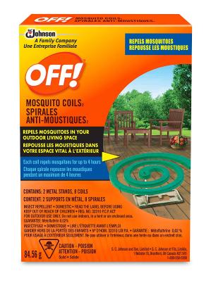 $4.74(原价$6.99)OFF! 持久驱蚊蚊香(8盘装),让夏日庭院不再受蚊虫侵袭