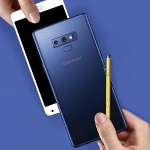 享8.8折 回国可退税SAMSUNG三星 精选智能手机热卖