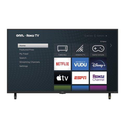 "43"" Class 4K UHD (2160P) LED Roku Smart TV HDR (100012584)"