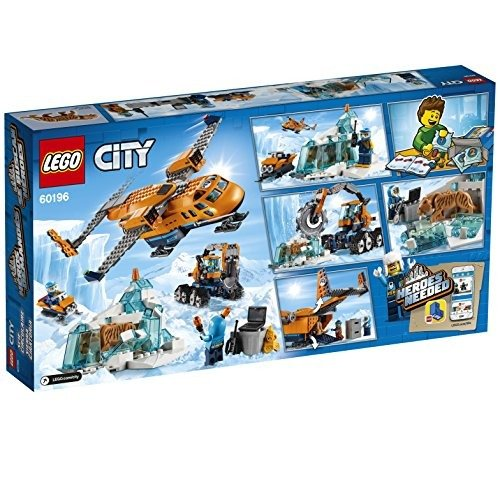 City 系列 极地补给飞机 60196