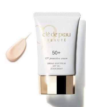 Cle de Peau Beaute UV Protective Cream Broad Spectrum SPF 50+, 2.1 oz.   Neiman Marcus