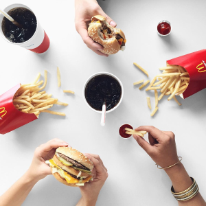 Buy One Get One $1McDonald's Big Mac Limited Time Deal