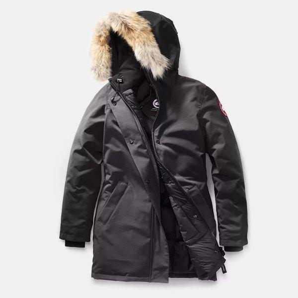 Victoria Parka外套