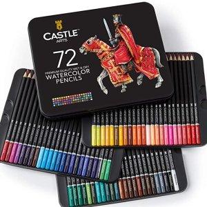 72色彩铅