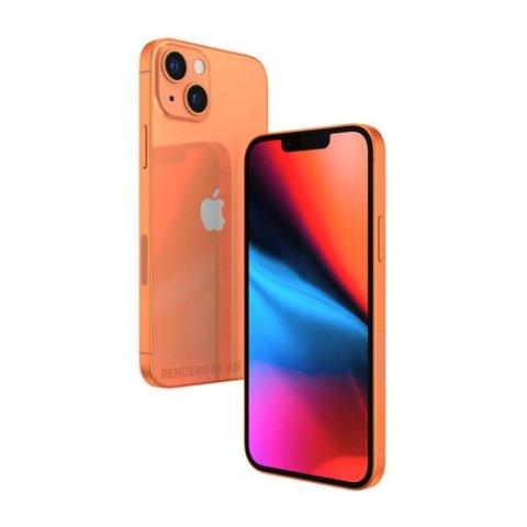 铜橙or玫瑰粉 你pick哪款?iPhone 13 或有全新颜色上线, 渲染图已曝光 大气不失活力