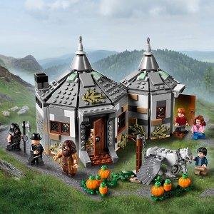 8.3折 €49.99(原价€59.99)黑五价:Lego 哈利波特系列 海格小屋 75947 真实还原营救巴克比克