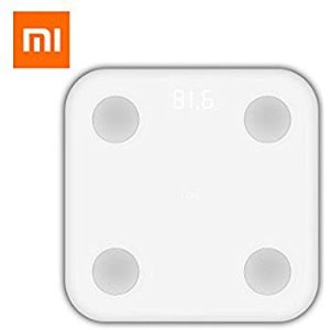 Amazon.com: Xiaomi Intelligent BMI Data Analysis Weighing APP Control BMI Data Analysis Smart Weight Scale: Health & Personal Care