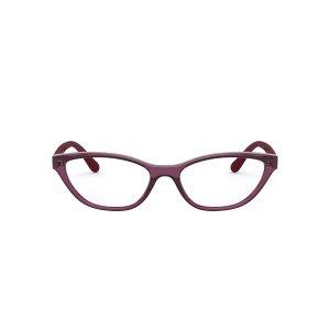 Vogue紫色眼镜镜框