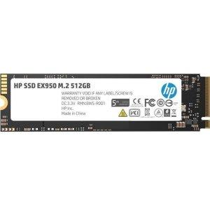 $69.99 3500/2900 MB/s理论读写HP EX950 M.2 2280 512GB PCle 固态硬盘