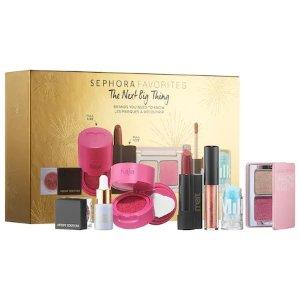 $39(价值$95)+送8支试香和Bite唇膏预告:Sephora 独家彩妆套装上架 会员独享